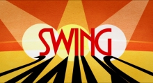 SWING - movie opening title